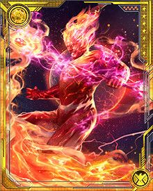 When the Silver Surfer seized the Infinity Gem from Thanos, he gave Firelord the Power Gem. What will Firelord do with its incredible potential? Marvel Artwork, Marvel Cards, Infinity Gems, Superhero Comic, Marvel Characters Art, Pretty Wallpapers, Comics