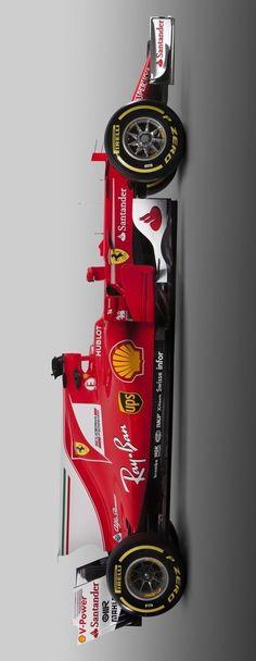 Ferrari SF70H - 2017