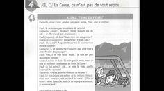 Dialogue leçon 04 - La Corse, ce n'est pas de tout repos