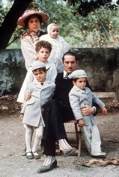 In The Godfather Part II Gordon Willis brought a distinct character to scenes shot in New York, Sicily and Cuba, helping the audience to keep track of an epic narrative that takes in shifting time periods and settings. Corleone Family, Don Corleone, The Godfather Part Ii, Godfather Movie, Mafia Gangster, Gangster Movies, Al Pacino, Movie Stars, Movie Tv