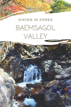 One of the things you have to take advantage of in Korea is the mountains, and hiking Jirisan is one of the best ways to do it. via @There She Goes Again | Travel
