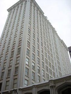 Walton St. side, Healey Building, Downtown Atlanta, Georgia  Photo by Jeff Clemmons