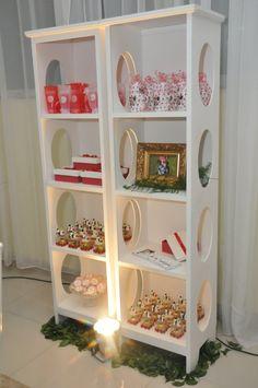 Casamento Vermelho com Dourado | Casa de Festa & Buffet Star – Espaço para Festa e Evento no pilar duque de caxias