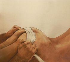 Frida Castelli szexuális aktusait jeleníti meg a rajzain (18+)