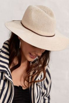 6ac839be638c1 Shop Nubby Woven Panama Hat at Urban Outfitters today. We carry all the  latest styles