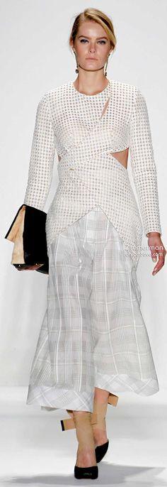 Zimmermann Spring 2014 New York Fashion Week   bcr8tive