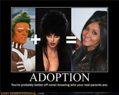 I'm sorry these are your parents Snooki :)