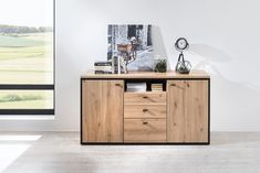 Obývačka COLONIA vo vyhotovení dub artisan Buffet, Artisan, Cabinet, Storage, Furniture, Home Decor, Clothes Stand, Purse Storage, Decoration Home