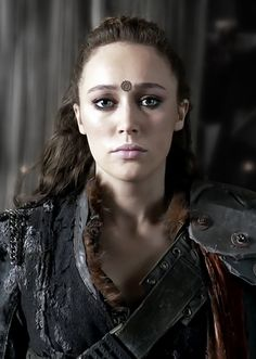 http://static.tvtropes.org/pmwiki/pub/images/lexa1.png Lexa The 100, Clarke And Lexa, The 100 Clexa, Alycia Debnam Carey, Once Upon A Time, Commander Lexa, Alicia Clark, The 100 Serie, The Hundreds