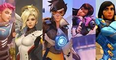 Overwatch Female Characters - Bing images
