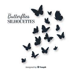 Black Butterfly Tattoo, Butterfly Stencil, Butterfly Logo, Butterfly Template, Butterfly Watercolor, Cherry Blossom Background, Butterfly Background, Black Background Wallpaper, Vector Background