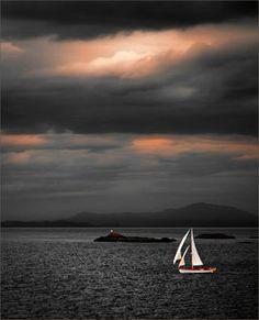 sailing, sailing ...  © Ursula I Abresch