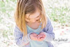 Ladybugs!  Colorado Children's Photographer - Erin Jachimiak Photography