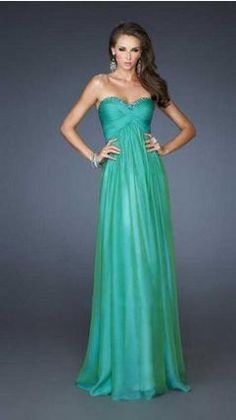 Jungle Green Sparkles Cheap Long Prom Dresses 2013 [long prom dresses] - $172.00 : Cheap La Femme Dresses, La Femme Dresses On Sale