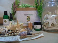 Monthly Subscription Box filled with natural and organic bath and beauty products, artisan, and handcrafted finds by ExteriorIndulgence on Etsy