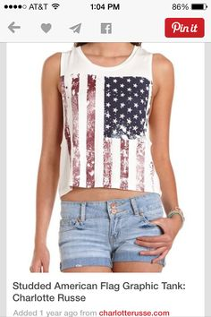 Awesome 4th of July outfit!!
