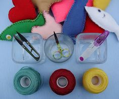 Sewing With Kids: Hand Sewing Supplies for Kids