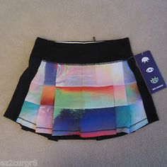 Rival skirt with the Vancouver skyline - didn't buy.  Wasn't in my size.  But also think better to have top than bottom.