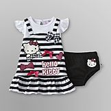 SEARS - Hello Kitty Infant Girls T-Shirt Dress & Leggings - Baby - Baby & Toddler Clothing - Character Apparel