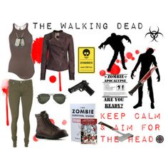 The Walking Dead... I need me all of this for christmas. get me this and you will forever be my partner in zombie killing