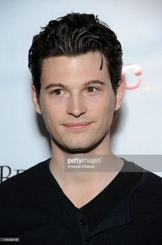 Actor Bryan Dechart arrives at the NYLON Magazine June/July Music Issue Launch Party With Shirley Manson at The Roxy Theatre on May 30, 2012 in West Hollywood, California.