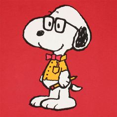 Teacher Snoopy