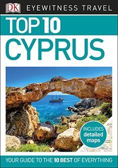Top 10 Cyprus (EYEWITNESS TOP 10 TRAVEL GUIDES)