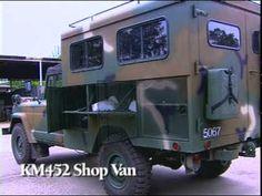Kia Motors Military Logistics Vehicles Lineup