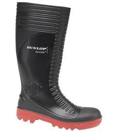 Calzado de protecci/ón Steelite Steelite Total Safety Wellington S5 Negro 11 UK