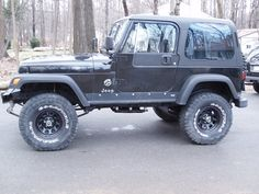 1988 Lifted Jeep Wrangler YJ for sale or trade Jeep Wrangler Yj, Jeep Tj, Jeep Liberty, Jeep Grand Cherokee, Jeep Car Images, Dodge, Mustang, White Jeep, Ford