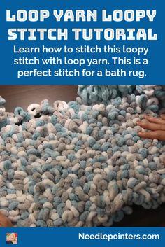 Loom Crochet, Finger Crochet, Crochet Crafts, Yarn Crafts, Hand Crochet, Finger Knitting Blankets, Arm Knitting, Knitted Blankets, Finger Knitting Projects