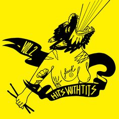"""#MUSICA #VINILO #CROWDFUNDING - HITS WITH TITS: ¡el empoderamiento de los grupos de tías o con tías! Un recopilatorio de bandas femeninas en formato vinilo de 12"""". Crowdfunding Verkami: http://www.verkami.com/projects/7322-hits-with-tits"""
