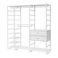 ELVARLI 3 Sections White IKEA. Elvarli IkeaStorage SystemsStorage ...