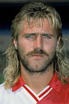 John de Wolf: Toen voetballers er nog als voetballers uitzagen.