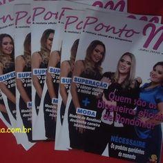 Lançamento da Revista Ponto M.