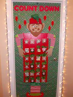 : office door christmas decorating contest ideas