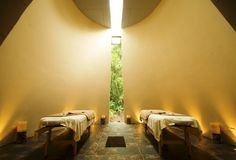 El Silencio Lodge  Spa hotel in Costa Rica. Standout features include the al fresco Yoga Deck and the Conical Room, designed to channel the Costa Rican forest's essential life energy.