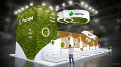 EXHIBITION STAND RAYTON on Behance