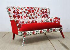 Suzani 2-seater sofa - August