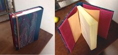 DIY bookcover