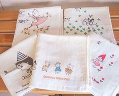 Shinzi Katoh Towels