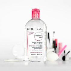 Bioderma Sensibio, Micellar Water, Makeup Routine, Everyone Else, Makeup Yourself, Stuff To Do, Vodka Bottle, Mascara, Instagram Posts