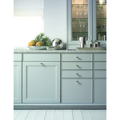 Siematic Beaux Arts - this is the cabinetry used in my kitchen ... | {Moderne landhausküche siematic 40}