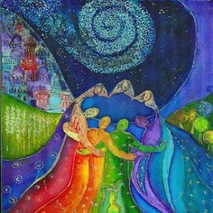 Spiralling into sisterhood... let's bring connection and support to the feminine.