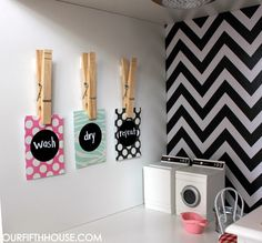 Our Fifth House: Pinterest Challenge Fall Edition - Little House (DIY Dollhouse) & Link Party