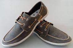 TÊNIS SAPATÊNIS ANTIQUEDA 11640 HAWAI CAMURÇA RESINADA CASTANHO | Fran Calçados | Outlet Shoes