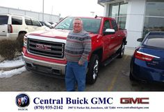 https://flic.kr/p/E6L1ph | Happy Anniversary to Danny  on your #GMC #Sierra 1500 from Ronnie Nichols at Central Buick GMC! | deliverymaxx.com/DealerReviews.aspx?DealerCode=GHWO
