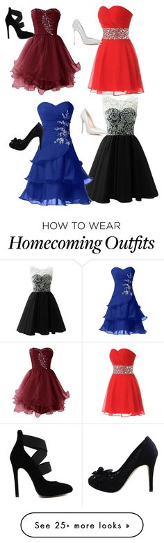 """Which one"" by maddie430 on Polyvore featuring Casadei, Chanel and Carvela Kurt Geiger"