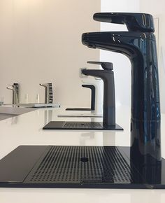 #black #billitaps #interiordesign #design #innovation #matt #gloss #office #threeinone #hot #cold #sparkling