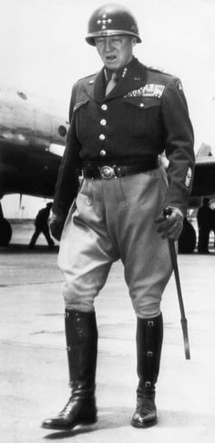 Army US the #GeneralPatton in the II war world is an  photo ...